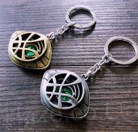 Doctor Strange Stephen Cosplay Keychain Key Ring 1pcs