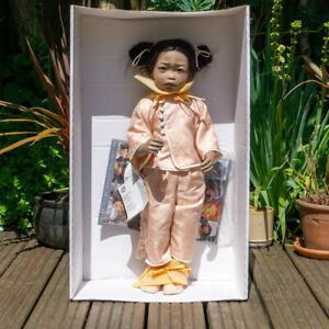 "Gotz Puppenmanufaktur Dolls - 23"" Nancy - Philip Heath - Boxed!"