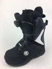Flow Vega BOA Womens Snowboard Boots Black All-Mountain Freestyle Size 7