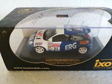 IXO RAM033 FORD FOCUS WRC ERG #21 Winner Italien Championship 2001 - 1/43