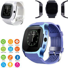 New listing Bluetooth Smart Watch Unlocked Watch Sports Pedometer for Android Cell Phones