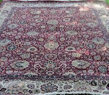"""Persian Rug One of a Kind Multi-Color  Handmade  Size 116 """" X  95.5 """""""