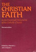 The Christian Faith in the Doctrinal Documents of the Catholic Church #Z050