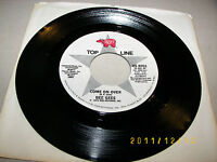 Bee Gees Jive Talkin' / Come On Over 45 NM 1975 RS8001