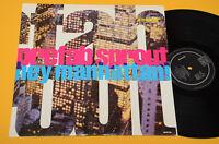 """Prefab Sprout LP 12 """" Mix 4 Tracks Hey Manhattan 1° St Orig 1988 EX"""