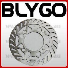 190mm Brake Caliper Disc Disk Rotor 125cc PIT PRO Trail Quad Dirt Bike ATV Buggy