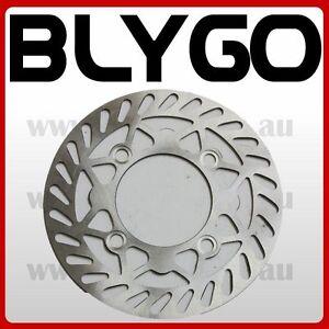 210mm Rear Brake Caliper Disc Disk Rotor PIT PRO Trail Quad Dirt Bike ATV Buggy