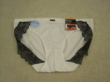 Bali ladies panties lace desire hipster 7 L new with tags #DFCD63