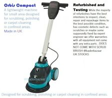 More details for truvox orbis compact rotary scrubbing polishing carpet cleaning floor machine uk