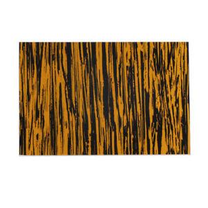 New Tawny Stripe Guitar Bass Pickguard Material Blank Sheet Plate 430x290mm