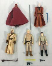 Vintage 1977-1984 Star Wars Figures Original Capes Ex/NM