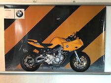 BMW Motorrad Poster Plakat F 800 S 84cm x 58cm Original TOP selten