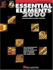 Hal Leonard Essential Elements for Band -