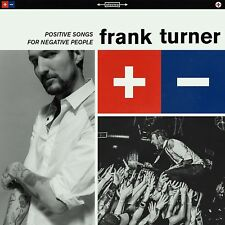 FRANK TURNER - POSITIVE SONGS FOR NEGATIVE PEOPLE  CD NEUF