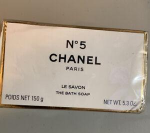 Chanel Ladies No.5 The Bath Soap 5.3 oz Bath & Body