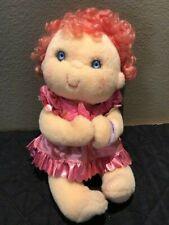 Hugga Bunch Huggins Pink Plush Dolls Kenner 1984 Euc