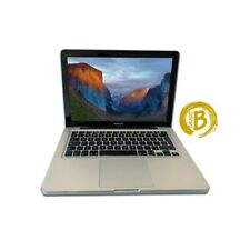 "PC NOTEBOOK COMPUTER PORTATILE APPLE MACBOOK PRO 13"" A1278 MID 2009 4GB 500GB-"