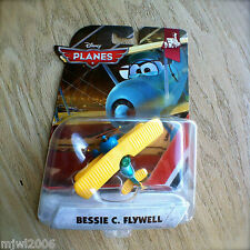 Disney Planes BESSIE C. FLYWELL Grand Fusel Lodge Theme INTL NEW Hornrim glasses