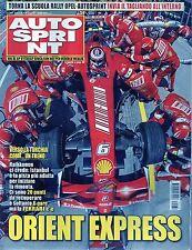 AutoSprint.Ferrari,Kimi Raikkonen,Fernando Alonso & Lewis Hamilton,Didier Pironi