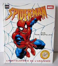 """Encyclopedie MARVEL  """"SPIDERMAN"""" semic"""