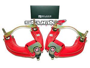 Skunk2 516-05-5660 Pro Series Camber Kits 88-91 Honda Civic & CRX (Front Set)