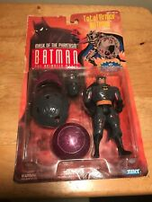 Total Armor Batman Mask of the Phantasm Kenner 1993 The Animated Movie