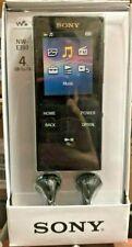 Sony NW-E393 4GB Walkman Digital Music MP3 Audio Player - Black New in Box