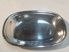 Reed & Barton Silver Plated Mayflower Oval 5001 Vegetable Serving Bowl