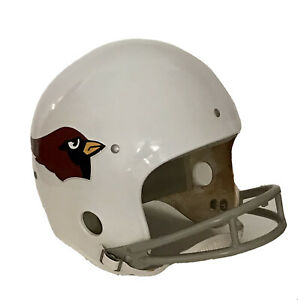 Vtg St Louis Cardinals Rawlings H NFL Youth Lg Football Helmet No ear pads