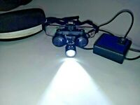 NEW Multi use LED Loupe Rechargeable Fast shipping International