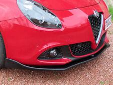 """LAMA SOTTOPARAURTI / FRONT SPOILER per Alfa Romeo GIULIETTA TIPO """"GIULIA RACING"""""""