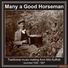 Many a Good Horseman [CD]