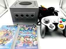 GameCube Konsole incl. 2 Spiele--Mario Party 4 +5 -NTSC JAP--B-Ware