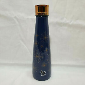 Celestial Star Insulated Metal Water Bottle Sip Swell Hot Cold Drinks 15oz 450mL