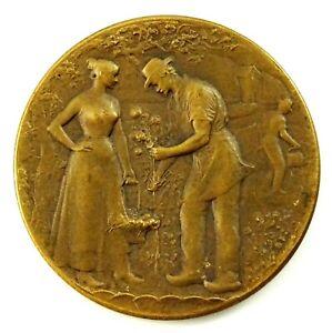 Delpech Bronze Medal Societe Horticulture et de Viticulture du Puy