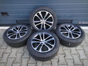 Original VW Passat B8 3G Alloy Wheels With Pirelli Tyre 215/55R17 94W 0 1/4-0