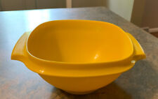 Vintage Tupperware #840 Servalier® bowl 6 Inches No Lid Yellow