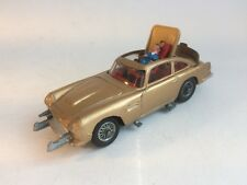 CORGI TOYS JAMES BOND ASTON MARTIN DB5 GOLDFINGER