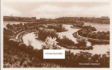 Powfoot, the Lakes, near Annan. Postcard.