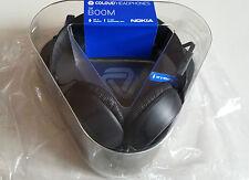 NOKIA Coloud Boom Wh-530 Over-Ear Cuffie con microfono e cavo antigrovigli NERO