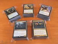 Commander Draft Pack - EDH - Tons of Fun - See Description - MTG Deck!!!