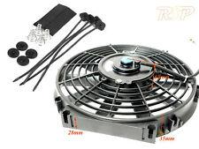 """10 """"de 10 pulgadas Slim Line Universal Eléctrico 12v radiator/intercooler Ventilador de enfriamiento"""