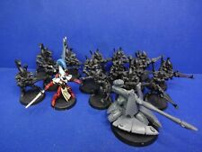 5 Asuryans Jäger + 10 Gardisten + Plattform der Eldar
