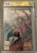 Uncanny X-Men 266 CGC 9.6 Signature Series Chris Claremont