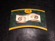 Canada 2001 Year of the Snake Souvenir Sheet MNH