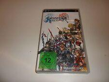 PSP PlayStation Portable Dissidia: final Fantasy de Square Enix