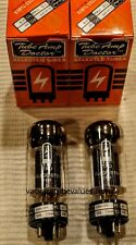 NEW Tube Amp Doctor TAD 6L6GC-STR 6L6 Matched PAIR Tube RCA STYLE