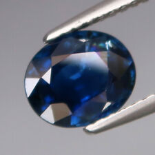 2.09Ct.Heated Only! Natural Top Blue Sapphire Madagascar Good Luster!!!