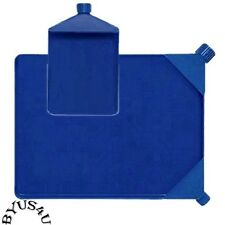 Bead Funnel Trays Dark Blue Sort and Pour 2pc bonus pack Large and Small