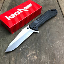 Kershaw Thermite 8Cr13MoV Plain Edge Assisted Open Tactical Knife 3880